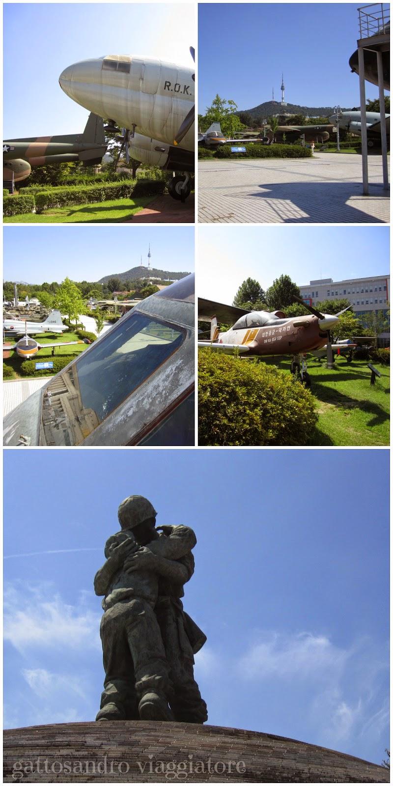 The War Memorail of Korea