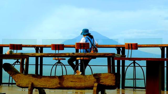 Tiket Masuk dan Harga Menu Mata Langit Borobudur Magelang