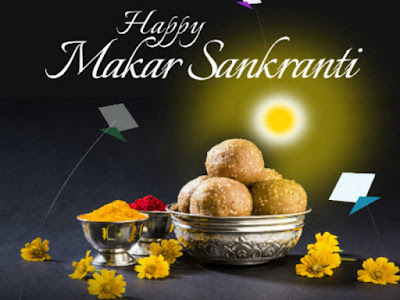 Happy makar sankranti punjab images