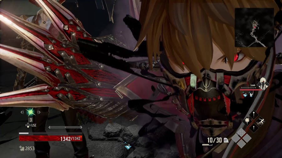 code vein demo ps4 xbox one enemy attack improvements bandai namco entertainment