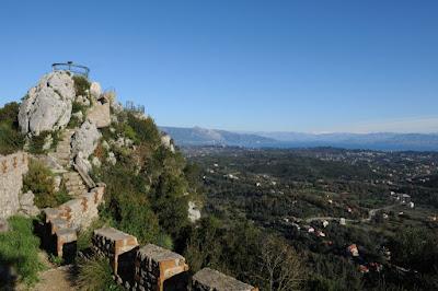 Κέρκυρα : Το παρατηρητήριο του αυτοκράτορα Γουλιέλμου Β' στον Πέλεκα