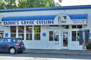 Kitchen Nightmares Yanni's Greek Restaurant