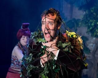 The Magic Flute, Robin Balley as Tamino (Photo Bill Night)