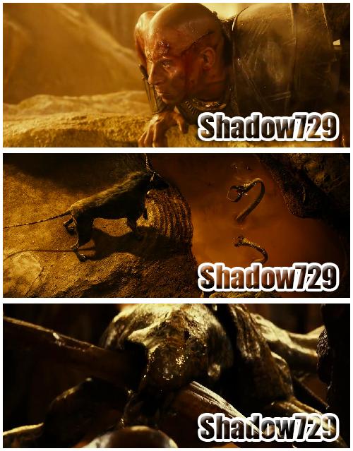 Trilogía: Riddick [Vin Diesel] 1080p H264 Dual