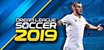 تحميل لعبة Dream League Soccer 2019 مهكرة للاندرويد اونلاين (آخر اصدار)