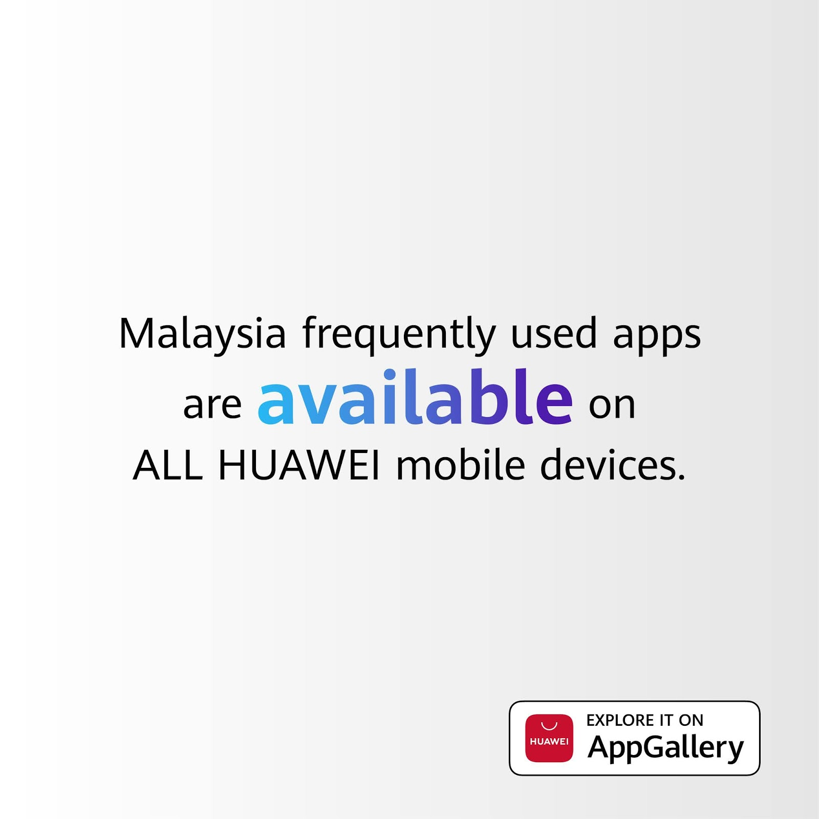 Enjoy Buy 1 Free 1 Deals on the Huawei Devices With Maxis Packages