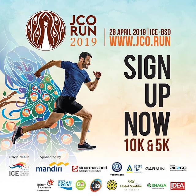 #JCO - #Promo JCO RUN 2019 (28 April 2019)
