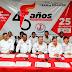 Antorchistas alistan segundo festejo en Michoacán