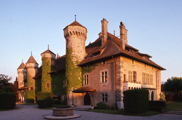 Château de Ripaille à Thonon-les-Bains