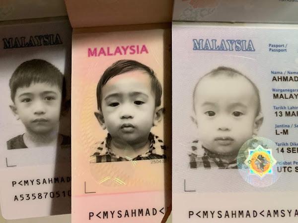 Buat passport baby Malaysia