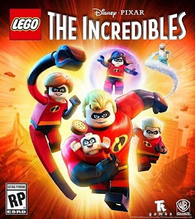 LEGO The Incredibles Full indir