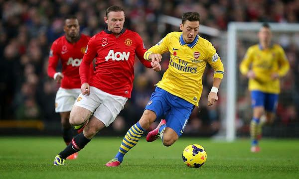 Live Streaming Manchester United vs Arsenal, Jadwal Liga Premier Inggris di SCTV