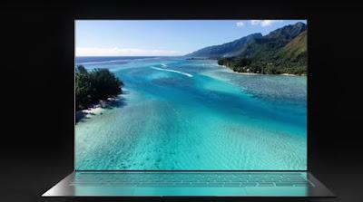 Samsung Blade Bezel, Under Display Camera
