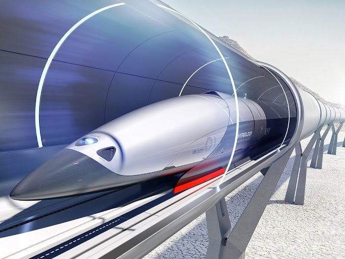 What is HYPERLOOP? How to work?