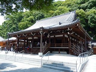 須磨寺本堂