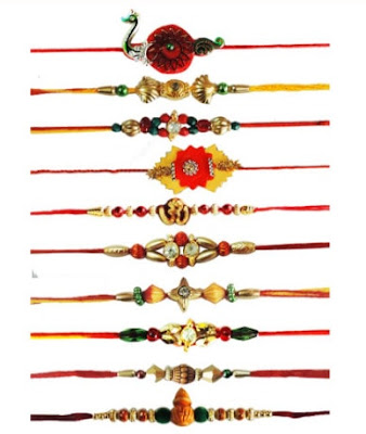 rakhi shayari and image
