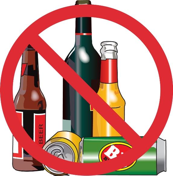pantang bersalin makanan elak alkohol