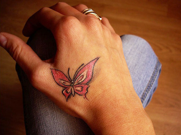 We Here Collect The Most Beautiful Butterfly Tattoo For Girls Small Butterfly Tattoo A Good Looking Tattoo For Hands Butterfly Tattoos