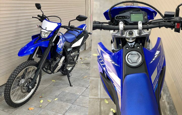 'Xe cào cào' Yamaha WR155R 2020 về Việt Nam, giá hơn 80 triệu đồng