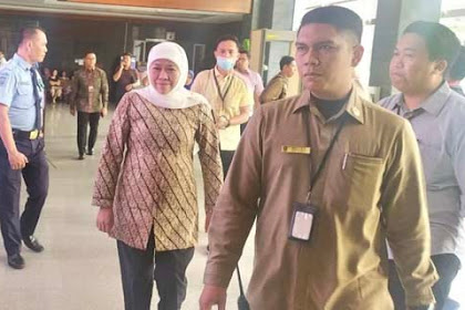 Khofifah Dicecar Hakim Saat Persidangan Kasus Jual Beli Jabatan Romahurmuzy