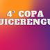 4ª Copa Quicerengue tem jogos marcados para sábado 13, e domingo (14). Confira: