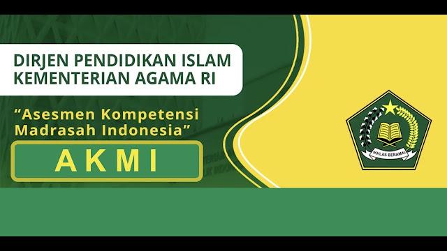 VHD/VDI AKMI -  Asesmen Kompetensi Madrasah Indonesia