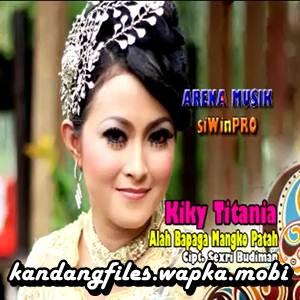 Kiky Titania - Putuih Bacinto Putuih Bakawan (Full Album)