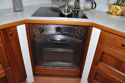 Arbeitsplatte Küche Tiefe