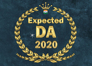 7th CPC Expected DA/DR from January, 2020