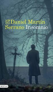 reseña del libro Insominio Daniel Martin