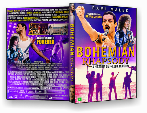 Resultado de imagem para Bohemian Rhapsody capa