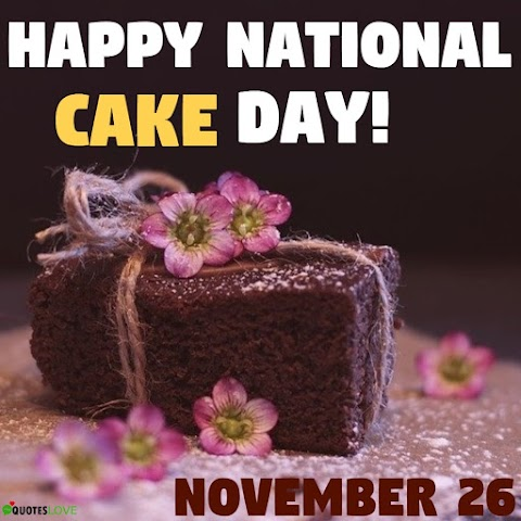 [Latest] National Cake Day 2020 Images, Pictures, Poster, Photos, Wallpaper