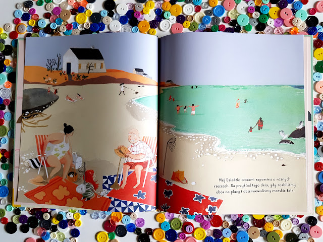 książki dla dzieci blog - Wydawnictwo Wilga - Fale - W każdym domu na każdej ulicy - Kocham Was równie mocno maluszki - książki o wartościach - książki o rodzinie - książki na Dzień Rodziny
