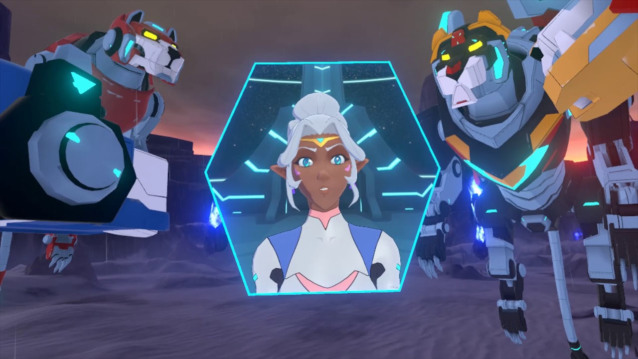 Voltron VR Chronicles cinematic VR experience Gets Teaser Trailer.