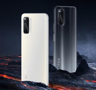iQOO Neo 5 lite 5g features