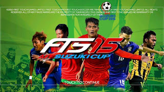 FTS Mod AFF Suzuki Cup 2016 Official by NNP Apk + Data