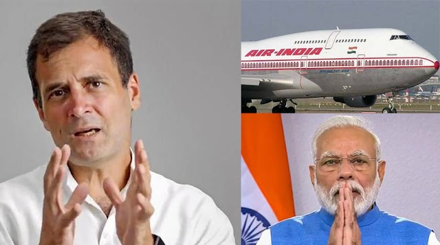 Rahul Gandhi again attacked PM, said - Jawans in a non-bullet proof truck, crores of planes for PM