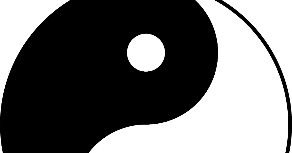 Old European Culture Yin And Yang-6392