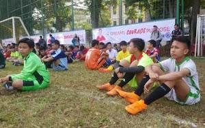 2019 Allianz Explorer Camp Camp Participants Abundant, Extraordinary Player Potential