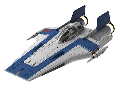 Resistance A-wing Fighter picture 1