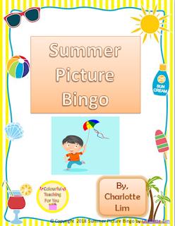 https://www.teacherspayteachers.com/Product/Summer-Picture-Bingo-3822932