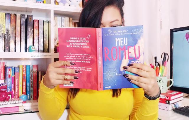 Resenha: Meu Romeu, Leisa Rayven
