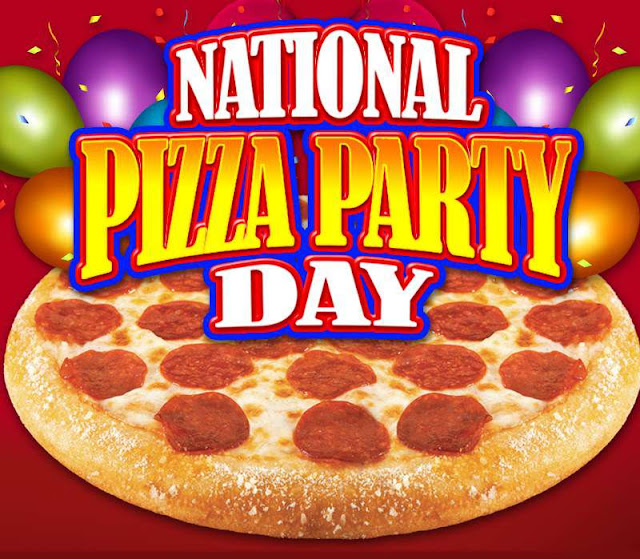 National Pizza Party Day Wishes Awesome Images, Pictures, Photos, Wallpapers