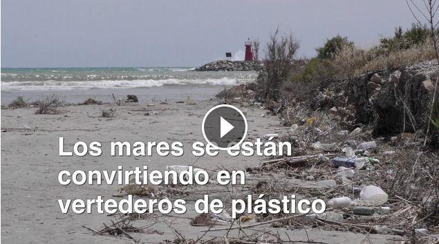 Menos plástico más Mediterráneo