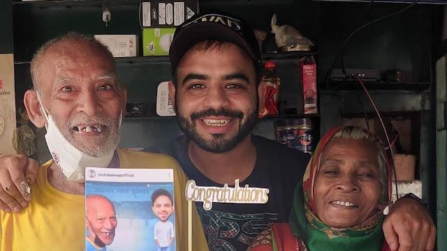 Baba Ka Dhaba' के मालिक ने Youtuber के खिलाफ पुलिस में की शिकायत,