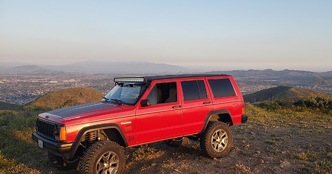 Taking The Family On A Jeep Ride Into The Local Hills Menifee 24 7