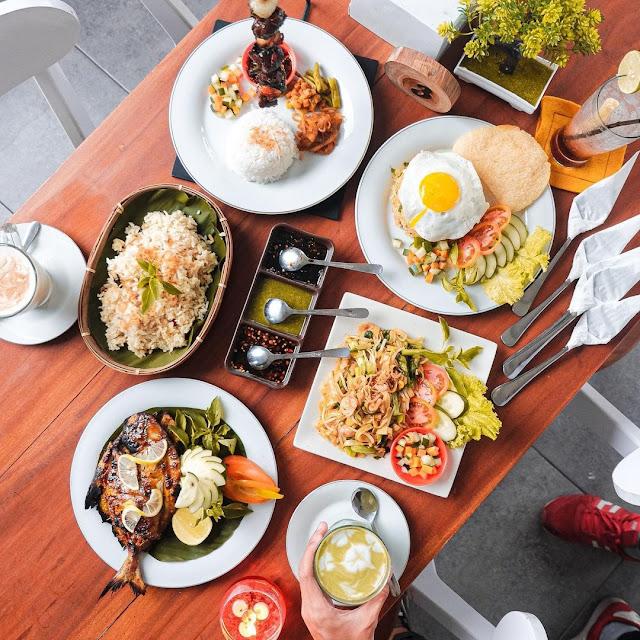 Harga Makanan di Ashoi Cafe Sleman