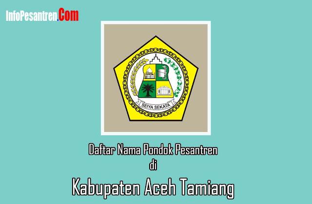 Pesantren di Kabupaten Aceh Tamiang