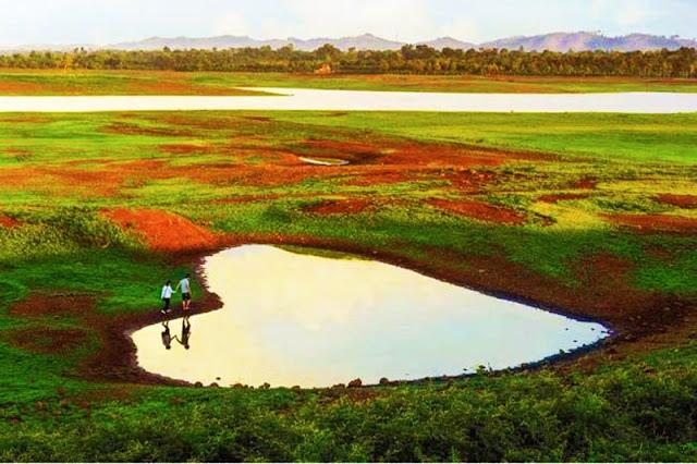"""Hồ Ea Kao điểm dừng chân lý tưởng đang """"làm mưa làm gió"""" hiện nay"""
