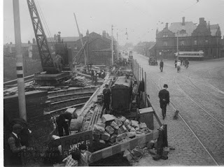 The scene of the killing in 1933 (www.liverpoolpicturebook.com)